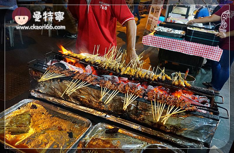 [新加坡必吃美食]老巴剎美食廣場