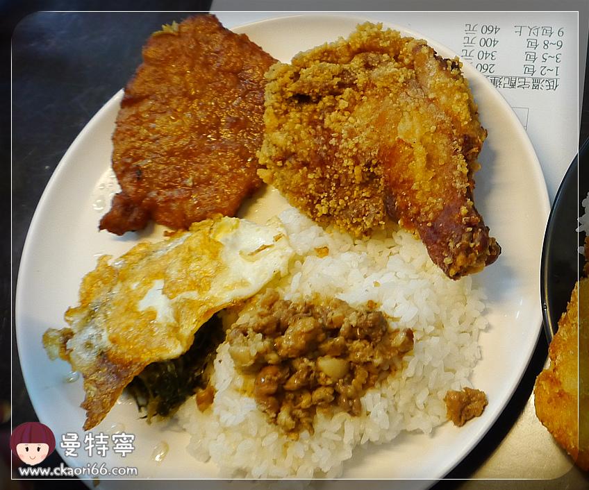 [澎湖馬公小吃]馬路益燒肉飯
