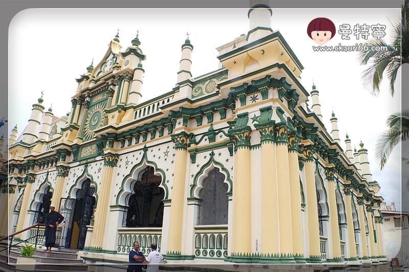 [新加坡必玩景點]維拉瑪卡里亞曼興都廟.阿都卡夫回教堂