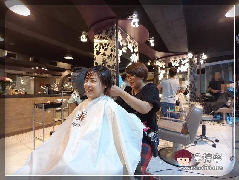 台北SONIA髮型師