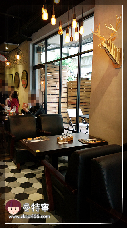 [台北民權西路捷運站]圈子Brunch.coffee美式早午餐