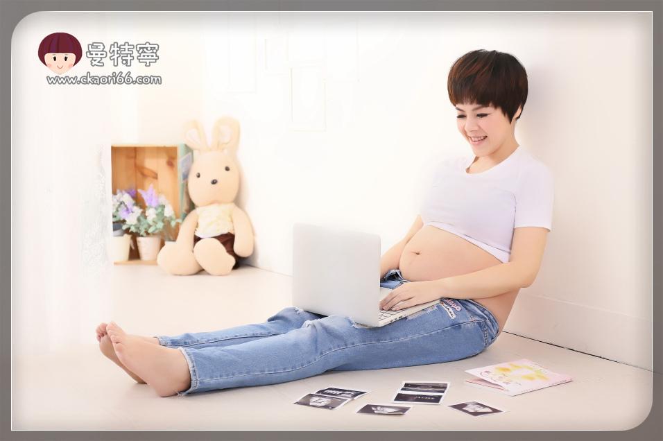 [孕婦寫真]孕媽咪~馬克映像影樓.PINPINBOX