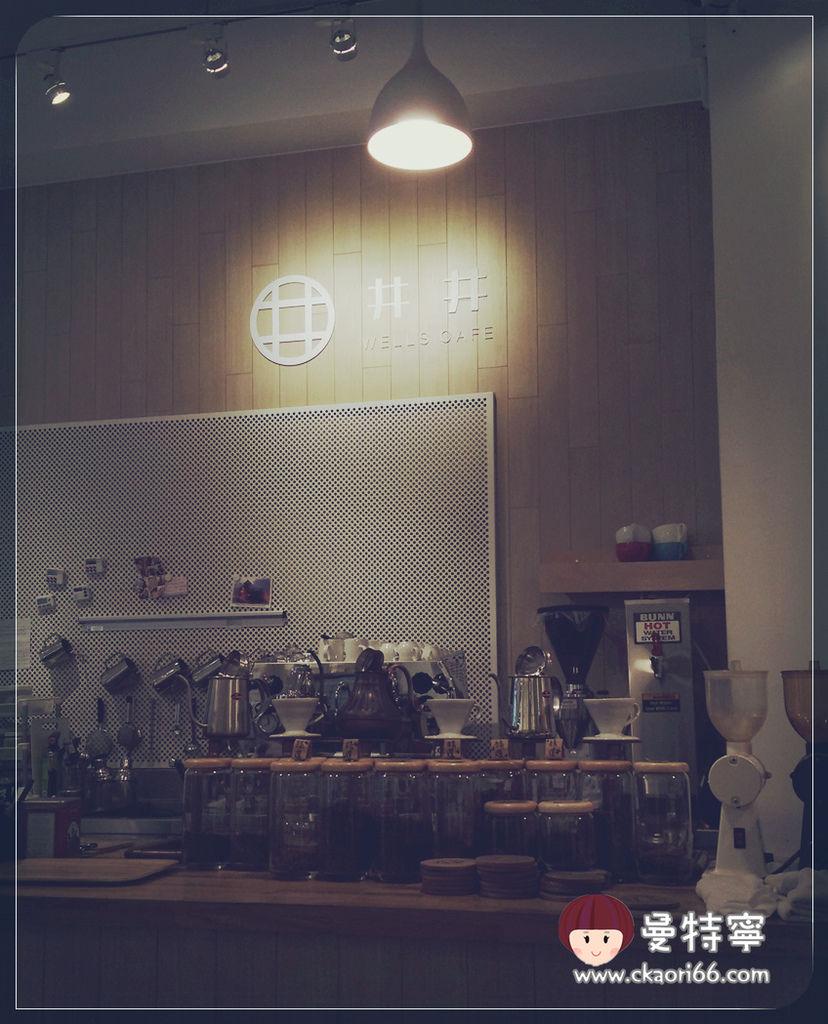 [新竹下午茶甜點]井井咖啡~列日鬆餅