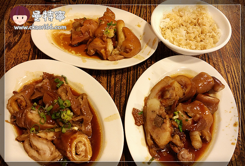 [台中西屯區老店小吃]富狀元豬腳極品餐廳
