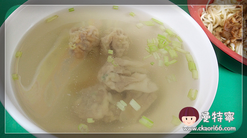 [高雄巨蛋捷運站小吃]這家陽春麵