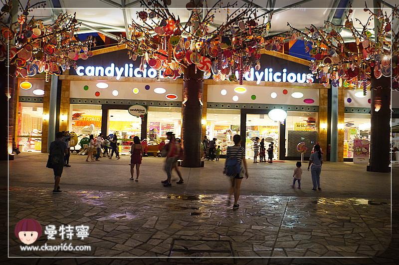[新加坡自由行必買伴手禮]亞洲最大糖果屋Candylicious