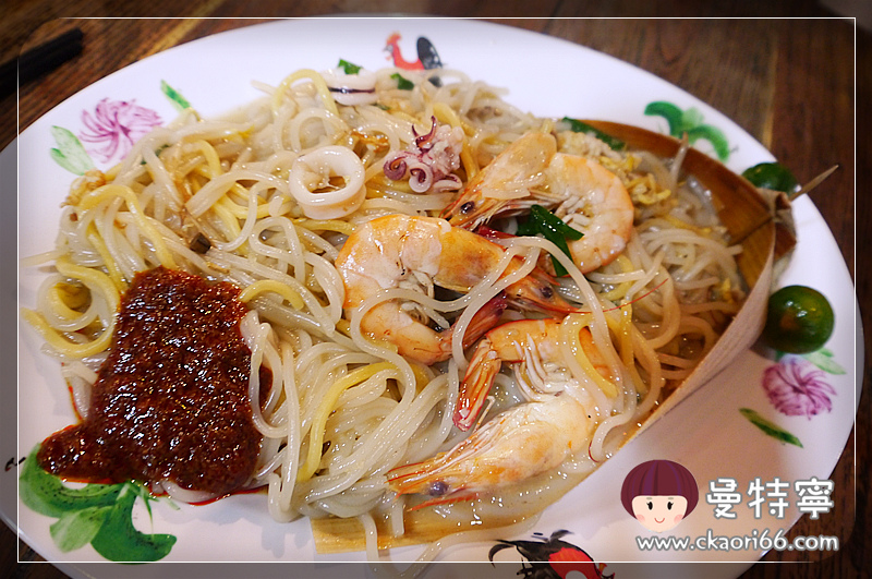 [新加坡自由行必吃]泰豐福建炒蝦麵