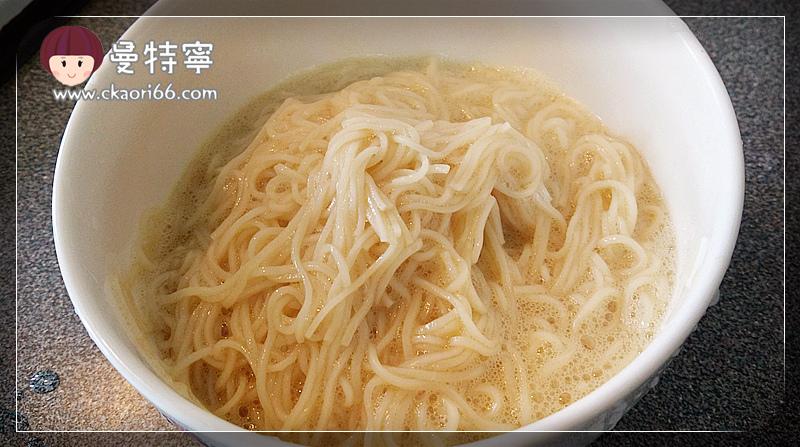 [料理DIY]古早味黃金麻油麵線煎