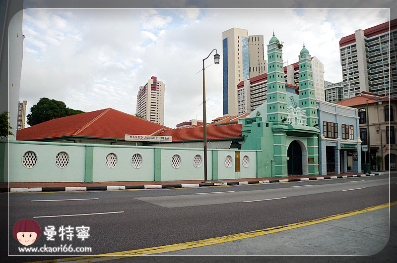[新加坡自由行景點]詹美回教堂.馬里安曼興都廟.佛牙寺龍華院