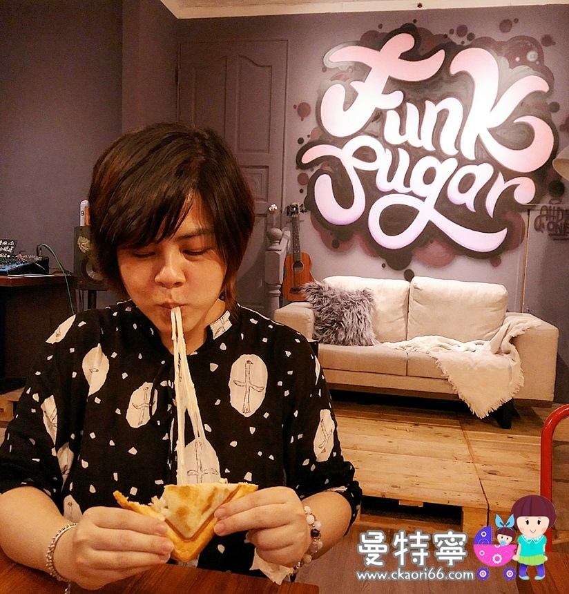 FUNK SUGAR.放ㄎ糖