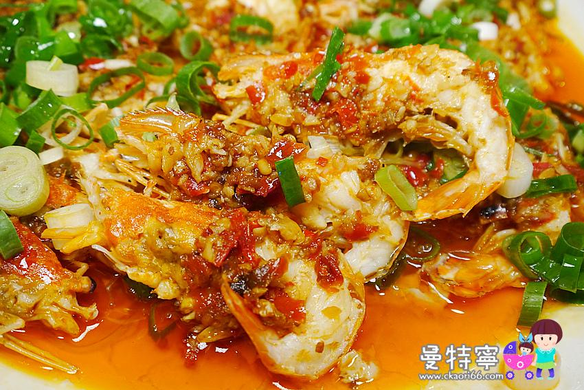 一品活蝦~創新特色泰國蝦料理~親子大空間餐廳