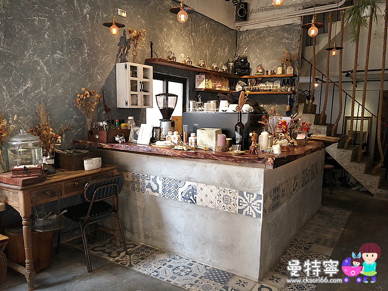 Humble beginnings café