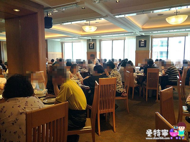 國賓飯店20樓川菜廳