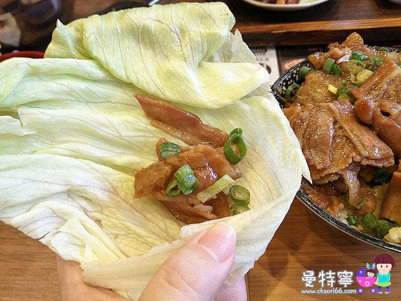 開丼燒肉vs丼飯