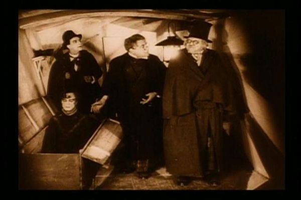 The Cabinet of Dr. Caligari-2
