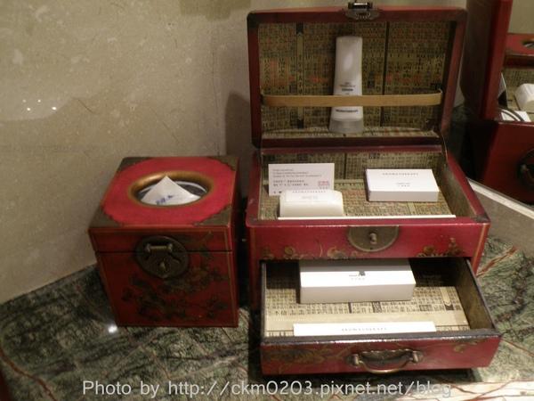 極具中國特色的木盒子 01