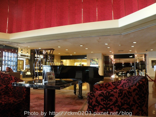 The Lobby in China Hotel 01