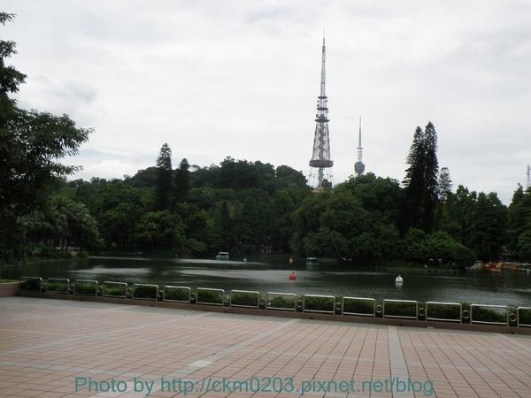 越秀公園電視塔