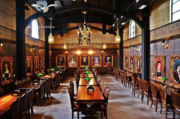 四圍堡車站餐廳