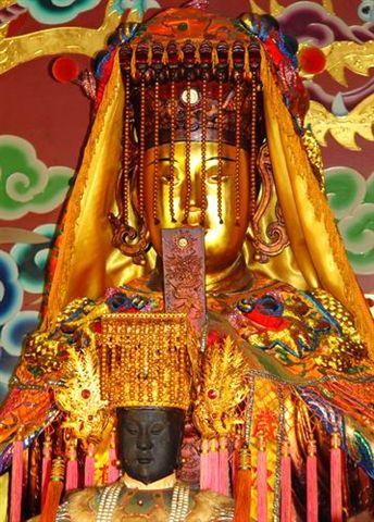 台南開基天后祖廟