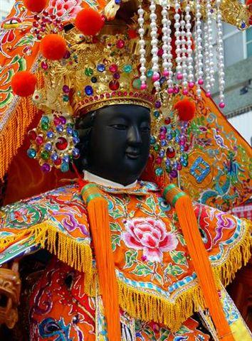 台南土城聖母廟