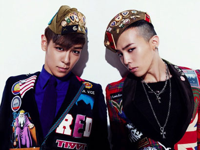 GD&TOP日本專輯