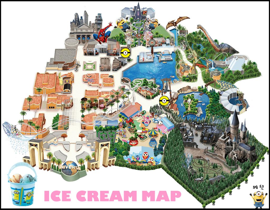 地點-小兵冰淇淋