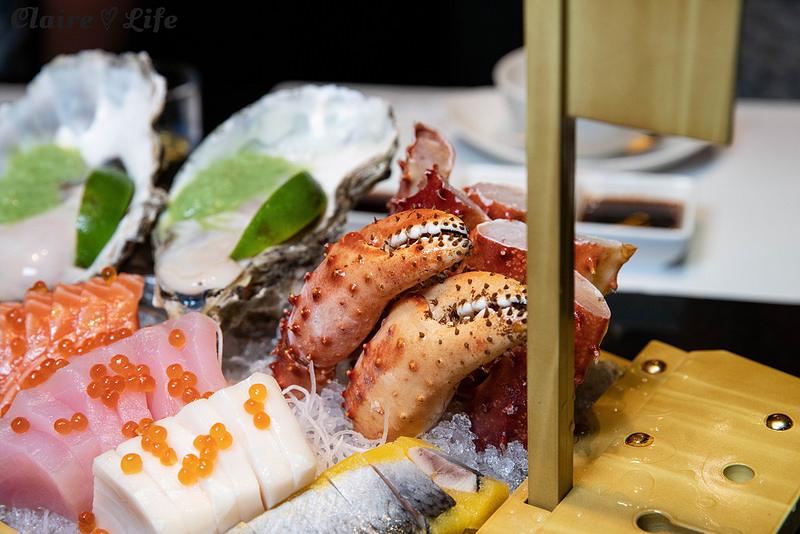 蟹宴日式頂級帝王蟹燒烤鍋物