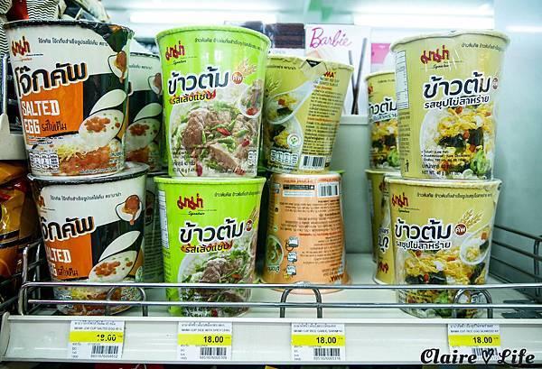 泰國曼谷全家必買