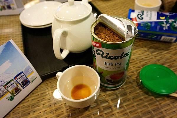 利口樂Ricola 沖泡即飲茶 天然草本茶.晚安茶
