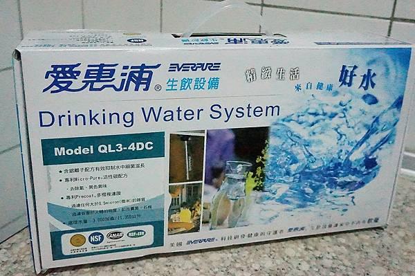 愛惠浦everpure 淨水器