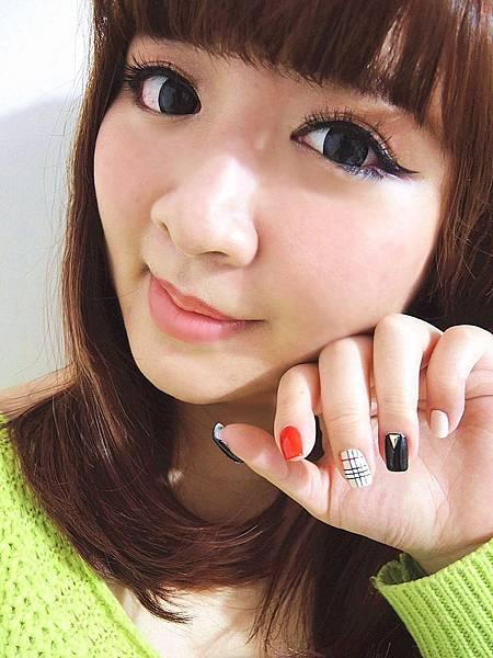 晶漾美甲沙龍~東區Calgel可卸式光療指甲專門店