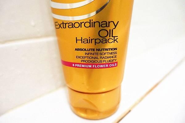 巴黎萊雅金緻護髮精油洗髮露 護髮霜