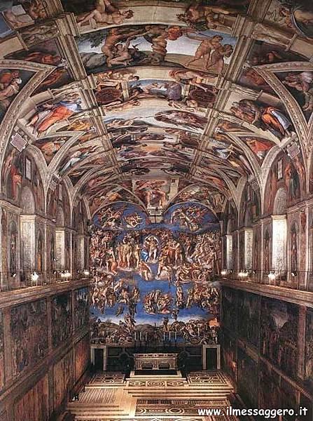 8. Vatican 西斯汀教堂.jpg