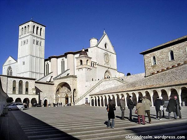 25. Assisi 聖方濟教堂.jpg
