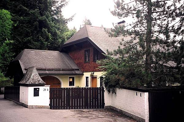 23. Wolfgangsee 沃夫岡湖畔別墅