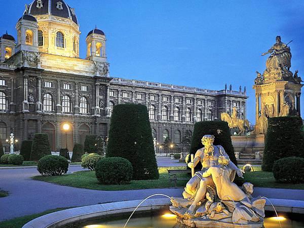 2. Vienna 維也納