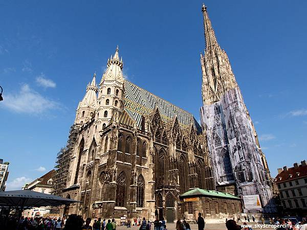 3. St. Stephen's Cathedral 聖史蒂芬教堂
