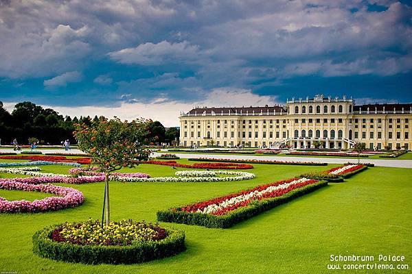 4. Schonbrunn Palace 美泉宮