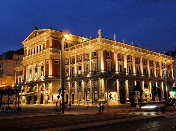 6. Musikverein 金色大廳