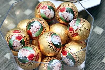 19. Mozartkugel 莫札特巧克力