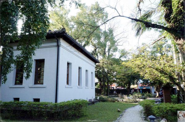 宜蘭設治紀念館:宜蘭 設治紀念館~城市裡的百年日式官邸