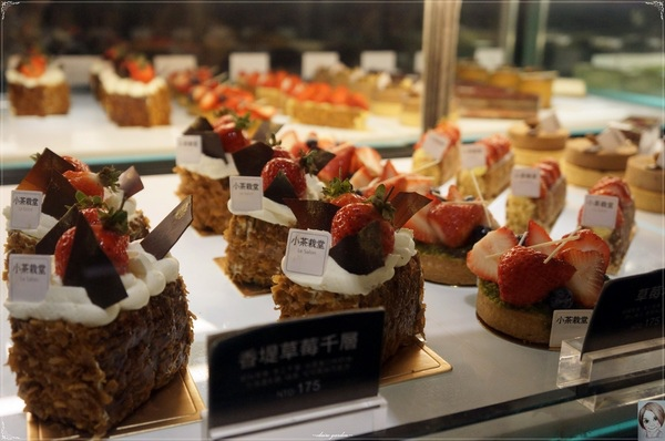 小茶栽堂Le Salon:台北 捷運東門站 小茶栽堂Le Salon ~法式甜點&中式好茶的圓舞曲