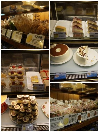CHIFFON:台北 捷運中山站 CHIFFON~美味戚風蛋糕裡藏著人氣炸雞