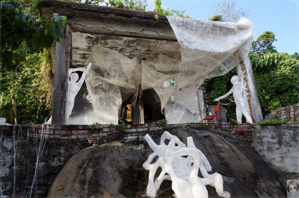 寶藏巖國際藝術村(Treasure Hill Artist Village):台北 捷運公館站 寶藏巖~挖不完寶的好寶地