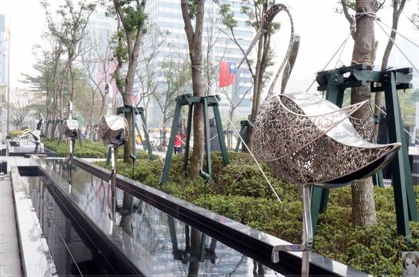 遠雄金融中心-朱銘人間系列展:台北 遠雄金融中心~城市博物館之朱銘人間系列