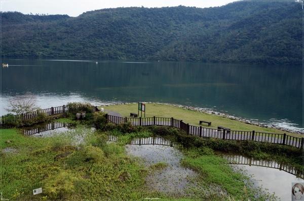 鯉魚潭:[花蓮爆點一日遊]花蓮 鯉魚潭~山湖環繞的閒適風光