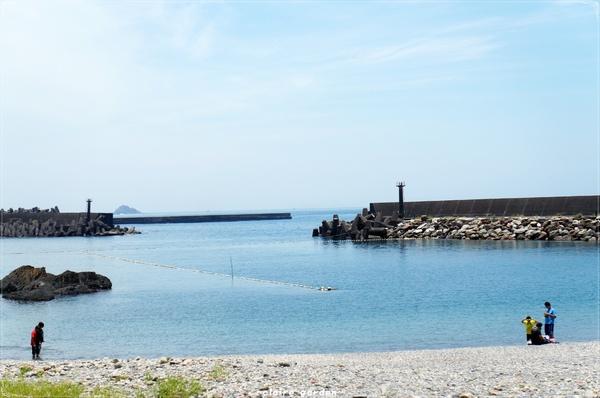 豆腐岬:宜蘭  豆腐岬~藍天海景就是美麗啊