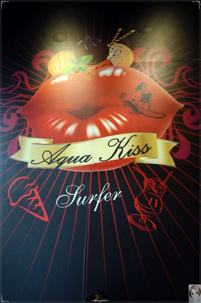 Aqua Kiss 水吻2  Surfer店:台北 內湖 水吻~內外兼具的熱情南台灣料理