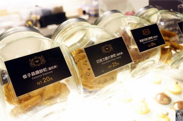 Oui Caf'e 法式甜品(南西店):台北捷運中山站 oui cafe~米其林星級平價甜點這裡吃
